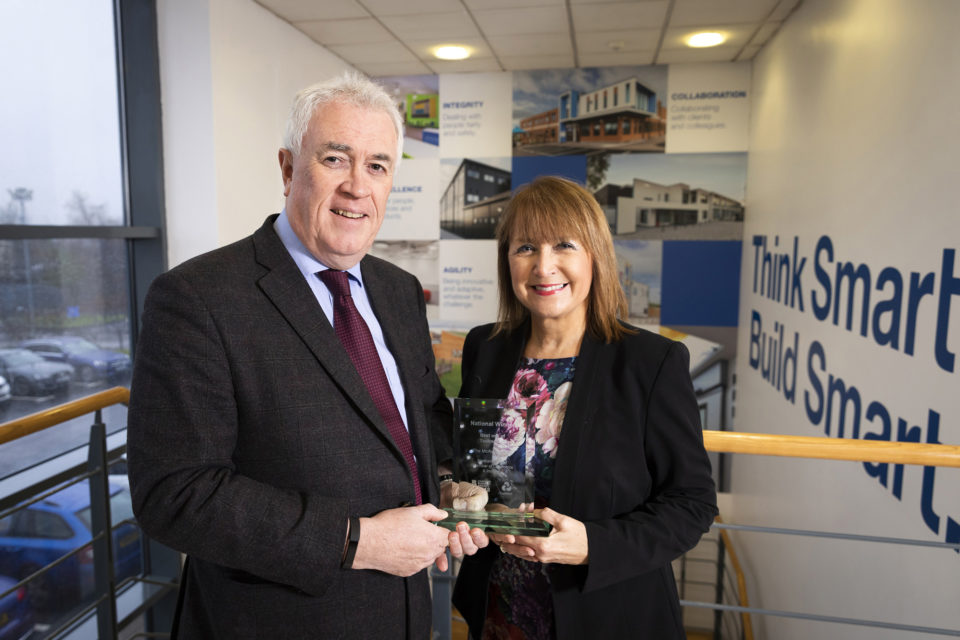 THE McAVOY GROUP WINS NATIONAL BUSINESS TECHNOLOGY AWARD