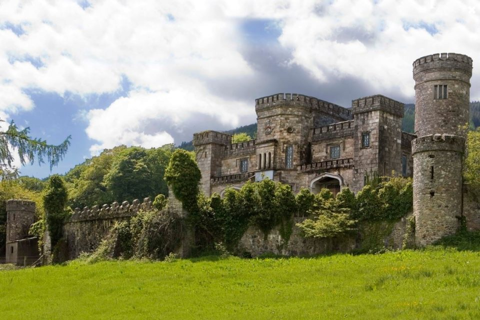 Derelict 1830s Northern Ireland castle reborn as £10m luxury hotel and spa