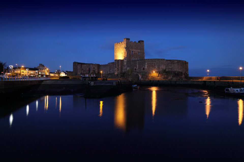 £1m conservation project at Carrickfergus Castle
