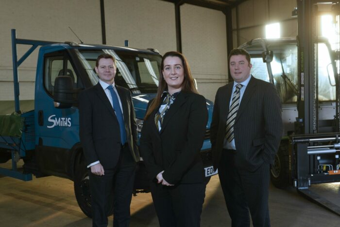 SMITHS METAL CENTRES OPENS FIRST NORTHERN IRELAND SERVICE CENTRE IN TITANIC QUARTER