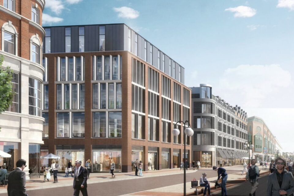 FARRANS APPOINTED PREFERRED CONTRACTOR FOR PHASE ONE OF TRIBECA BELFAST REGENERATION PROJECT