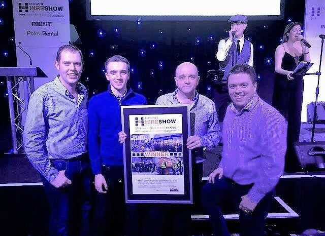 KDM BRING HOME THE PASSIONATE HIRE AWARD 2019