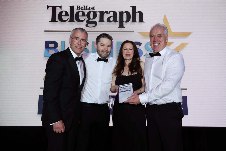 CDE crowned Outstanding Business of the Year