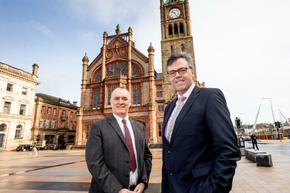 Terex announces £12m investment in Derry, and 100 new jobs