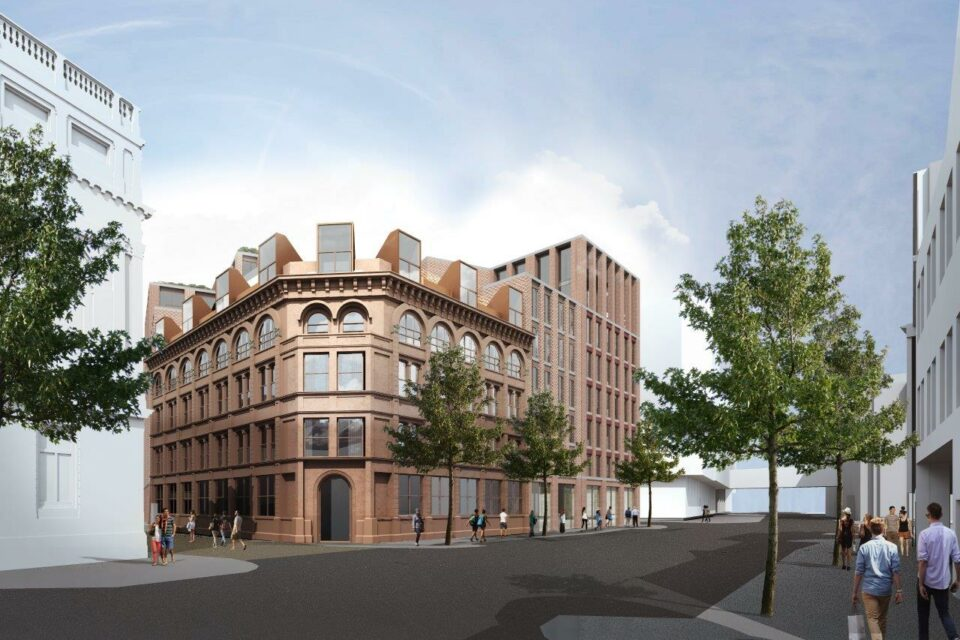 The Sixth – Belfast City Council's first Joint Venture given green light.