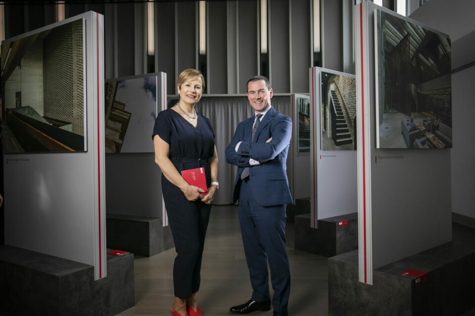 Gilbert-Ash Unveils 'As One' Exhibition Celebrating Collaboration in the Making of Landmark Buildings