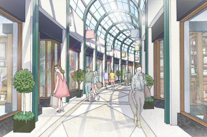 NORTH STREET ARCADE TO RETURN IN TRIBECA DEVELOPMENT