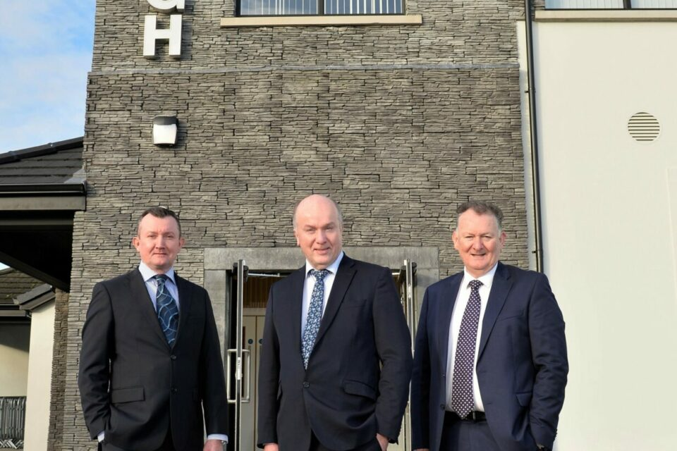 Creagh Concrete targets £200m turnover and 1,000 staff