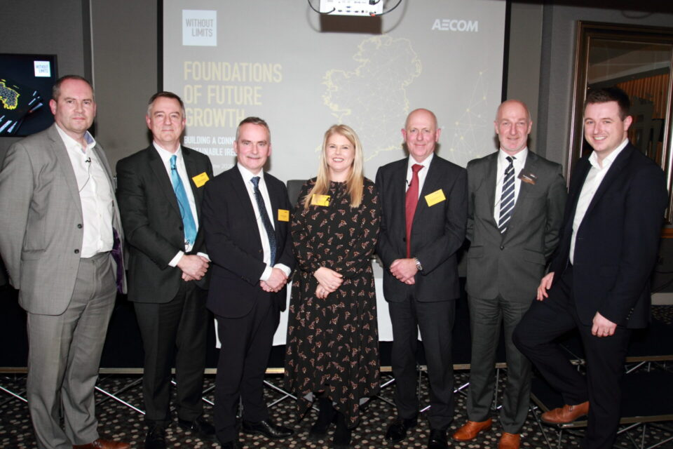 Lack of government funding' seen as main challenge for NI construction industry