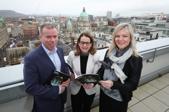 Deloitte report shows construction activity in Belfast remains resilient, but infrastructure investment needed
