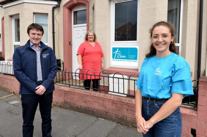 ANTRIM HOMEBUILDER PLEDGES UP TO £75K TO SUPPORT NI SOCIAL CARE CHARITY