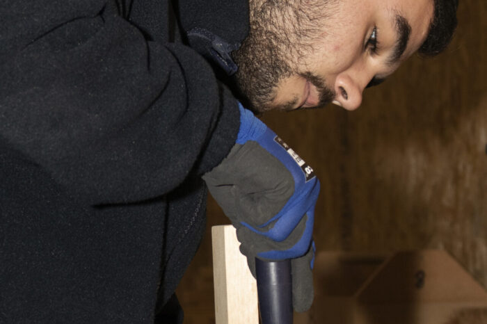 Mivan Developing the Next Generation with Nine New Joinery Apprentices