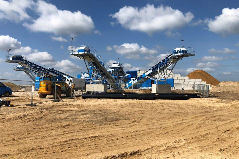 Breedon Group invests in new CDE wet processing recycling plant