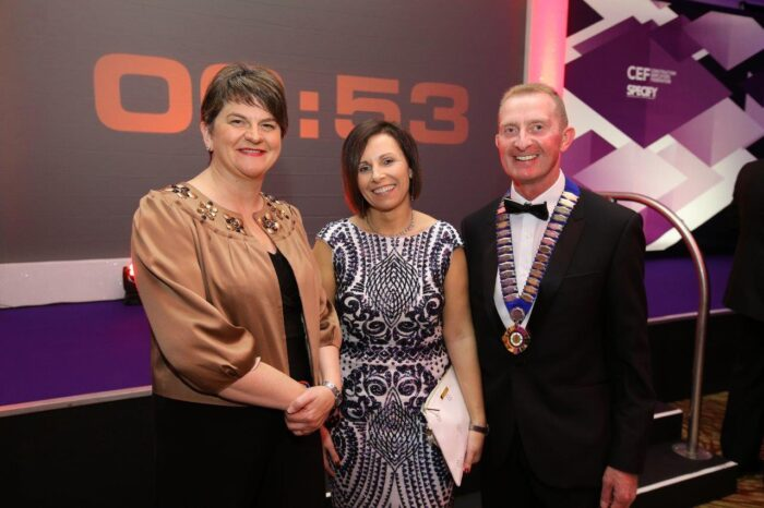 David Henry wins Family Business Director of the Year Award at Annual Institute of Directors NI Awards