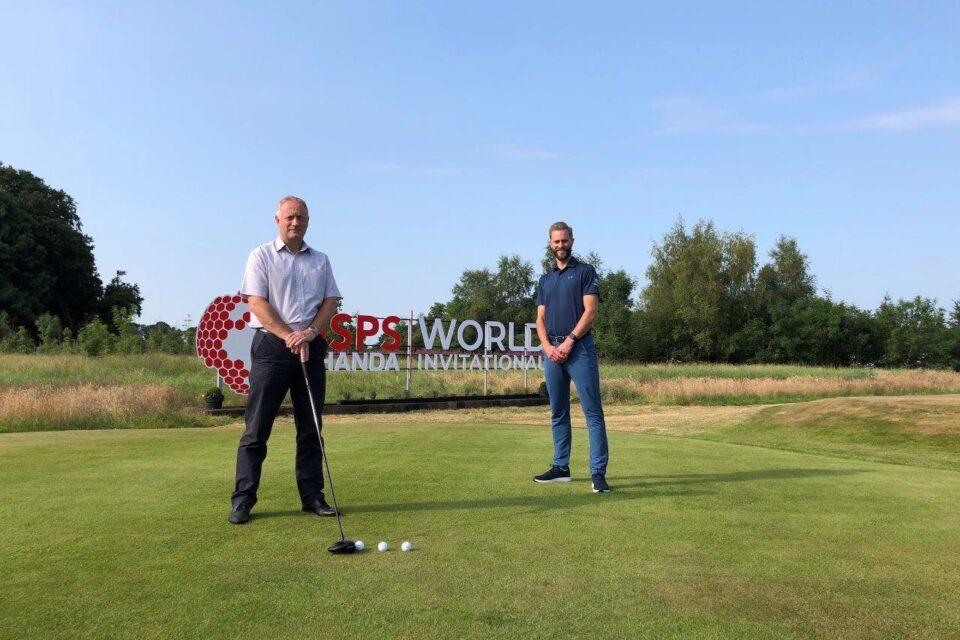 McCue Scores a Hole-In-One with Sponsorship of ISPS Handa World Invitational